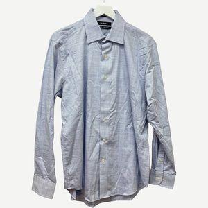 SAKS FIFTH AVENUE Men's Slim Fit Button Down Shirt